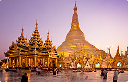 tour operator in Myanmar