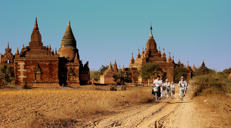 day1 in bagan